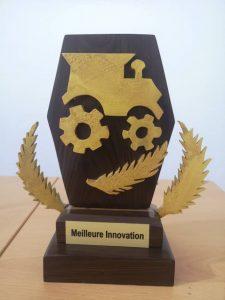 •Trophée de Meilleure Innovation